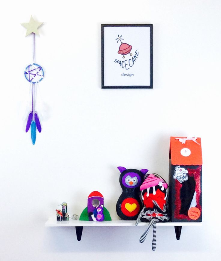 A personal favourite from my Etsy shop https://www.etsy.com/au/listing/459633690/dream-catchercolourful-rainbow-wall