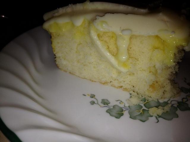 Lemon Poke Cake - great cake for summer!