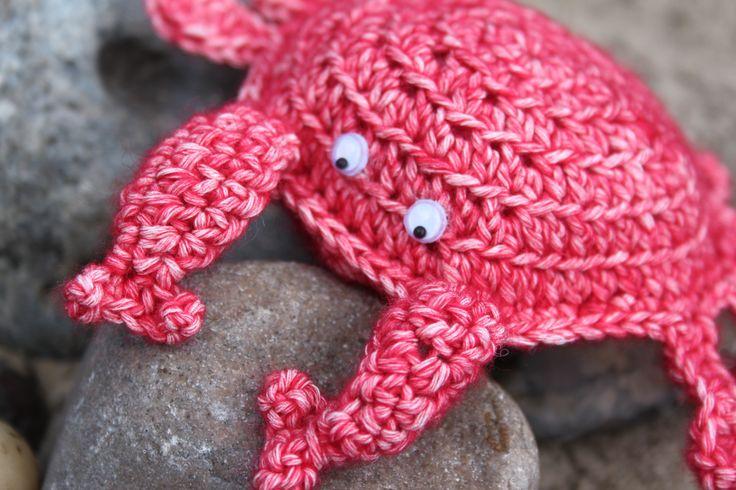 Krab uit Inhaken op vakantie