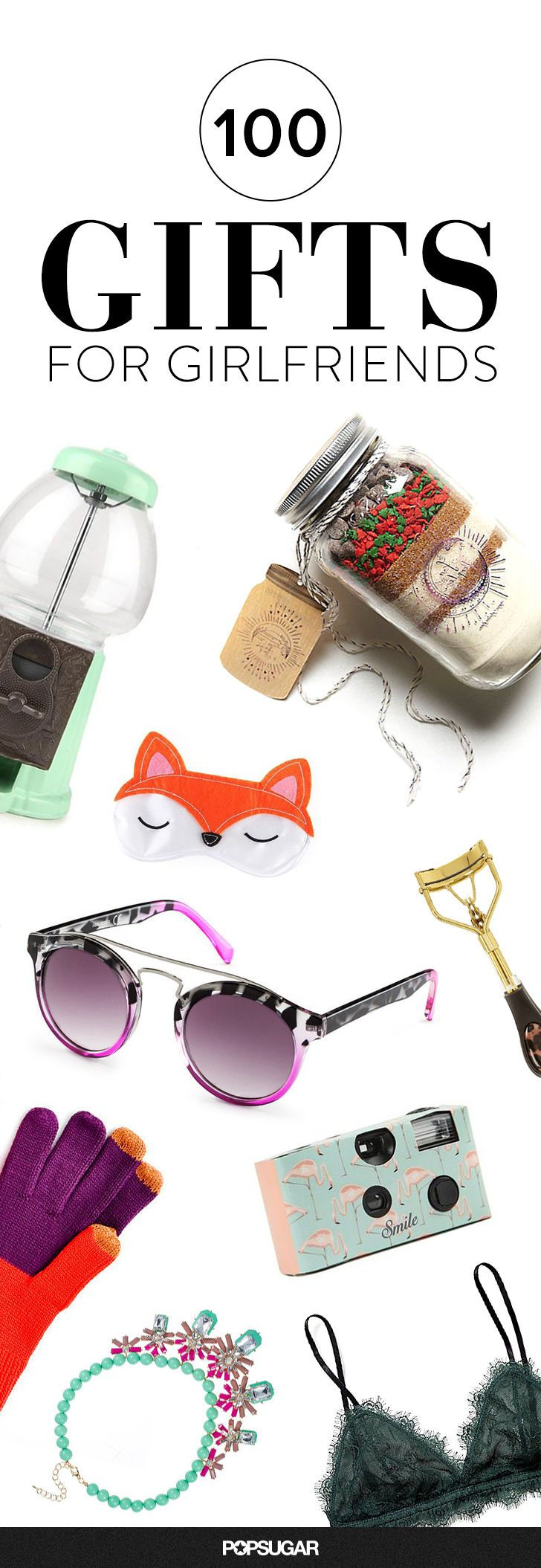 Gift ideas for your girlfriends!