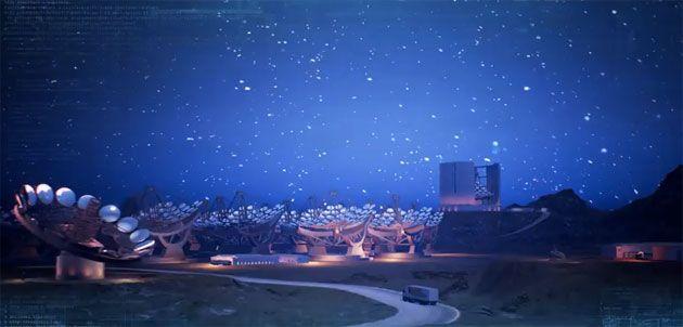 Diese Teleskope sollen außerirdisches Leben finden . . . http://www.grenzwissenschaft-aktuell.de/diese-teleskope-sollen-ausserirdisches-leben-finden20161003