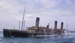 Image result for Raise the Titanic
