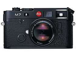 Lozeau | Leica M7 (Noir) boîtier seulement