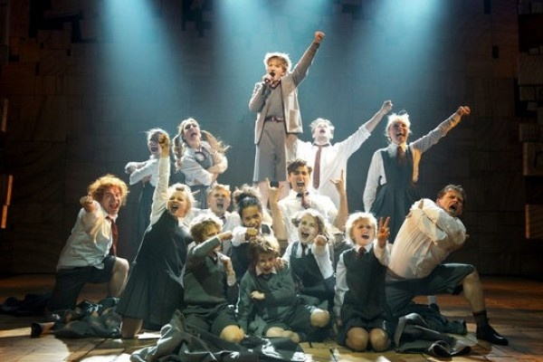 """Matilda"" Is Magic Theater Review"
