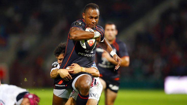 """9e journée Top 14 - Imanol Harinordoquy (Stade toulousain): """"Toulon ? Une équipe qui nous fait peur"""" - Top 14 2014-2015 - Rugby - Rugbyrama"""