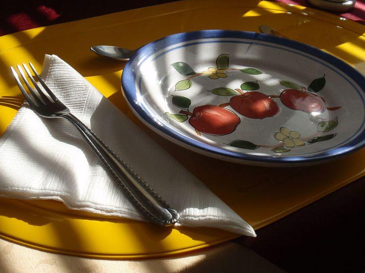 Reggelire terítve a Boulevard City Panzióban / #tablemadeforbreakfast #boulevardcityhu