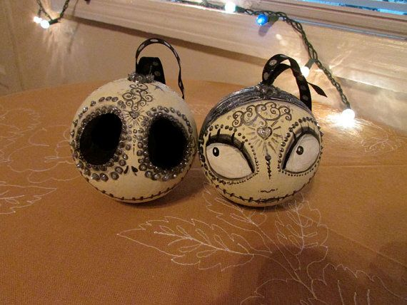 Day of the Dead Nightmare Before Christmas Jack by DanaChangingArt, $35.00