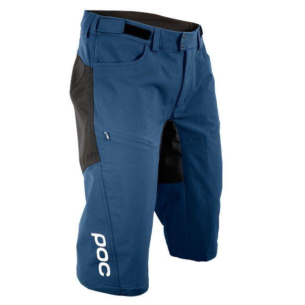 Resistance DH Shorts, Cubane Blue, hi-res
