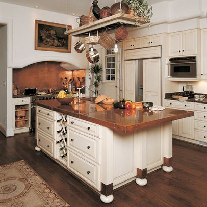 7 Best Images About Kitchen Hanging Pot Rack Ideas On Pinterest Other Open Shelving And