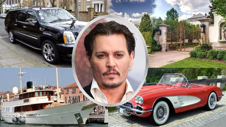 Johnny Depp Biography, Income, Family, House, Cars, Net worth, Luxurious...