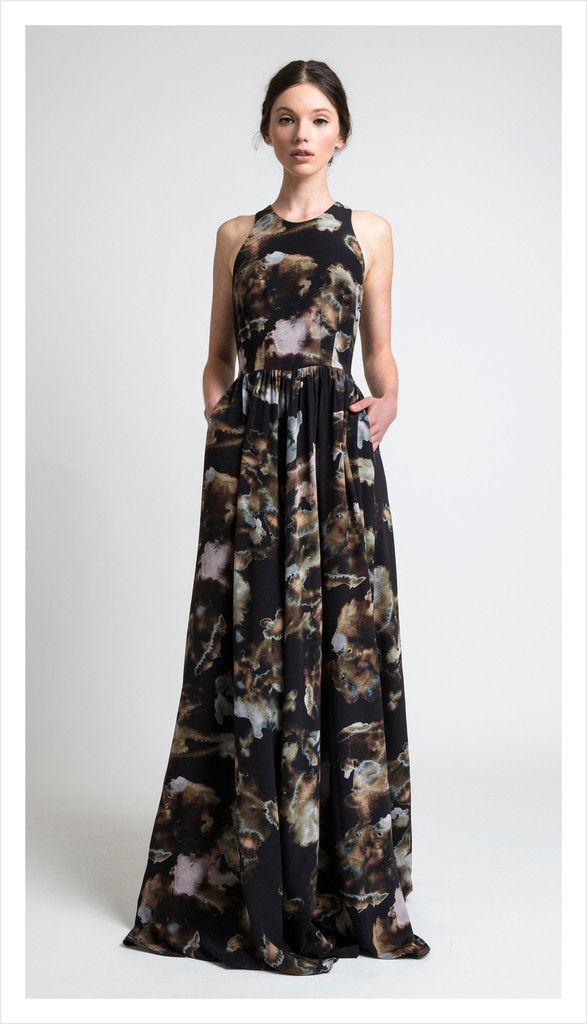 award dress, liquid stone | juliette hogan