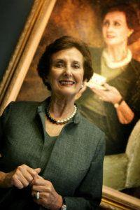 Australian Etiquette Queen June Dally-Watkins