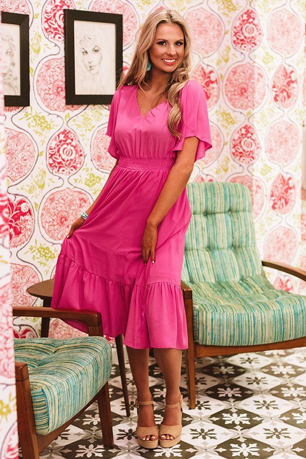 TIE OF RELIEF Dress - Cooper-New In : Trelise Cooper