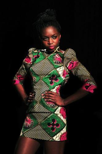 Ghana Kente Styles | ankara fashion » African fashion styles african clothing beautiful ...