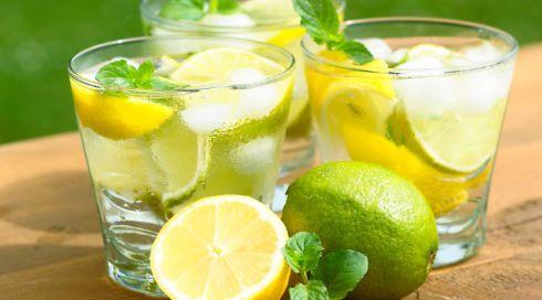 Limonada de miel con jengibre para eliminar toxinas y dejar el vientre plano   ¿Qué Más?
