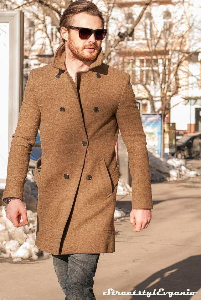 109 best Men's coats images on Pinterest | Men fashion, Menswear ...