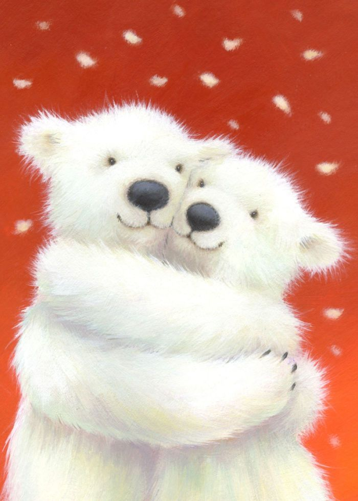 Alison Edgson - polar bear couple.jpg: