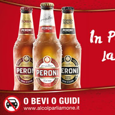 Visual Peroni 2013