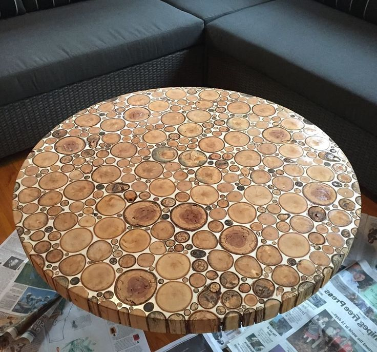 You Can Make These With Twigs And Resin – Woodworking ideas