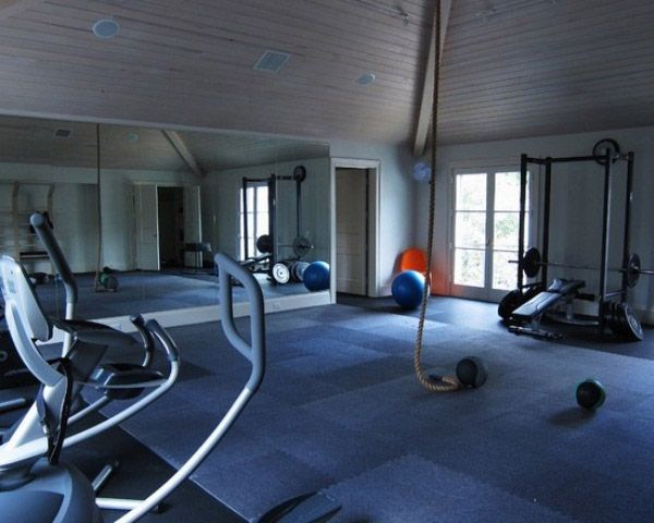 72 best home gym images on Pinterest | Home gyms, Workout rooms ...