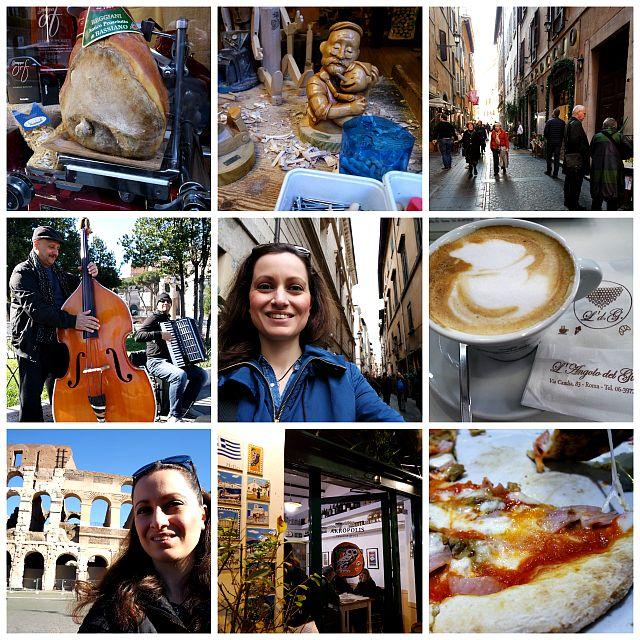 when you are in rome. Το μαγευτικό μας ταξίδι στη Ρώμη.