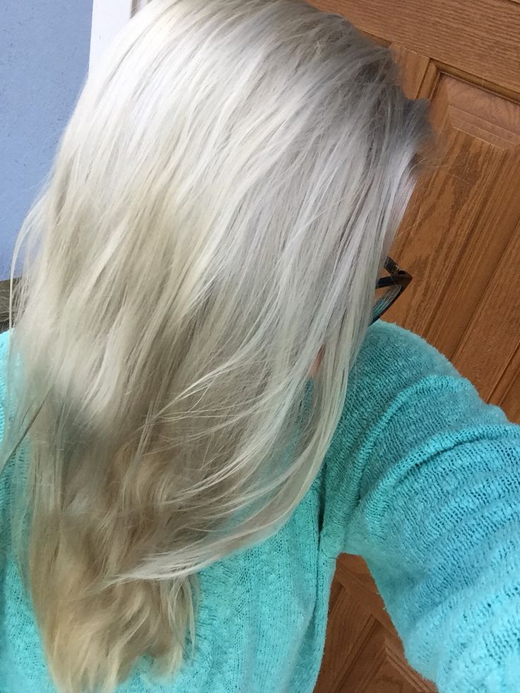 Platinum Perfect Blond Ammonia Free Toner My Crazy Hair