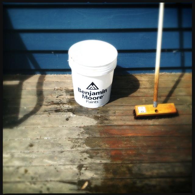 benjamin moore paint how to clean