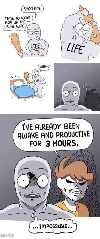 Lustige Videos Comic