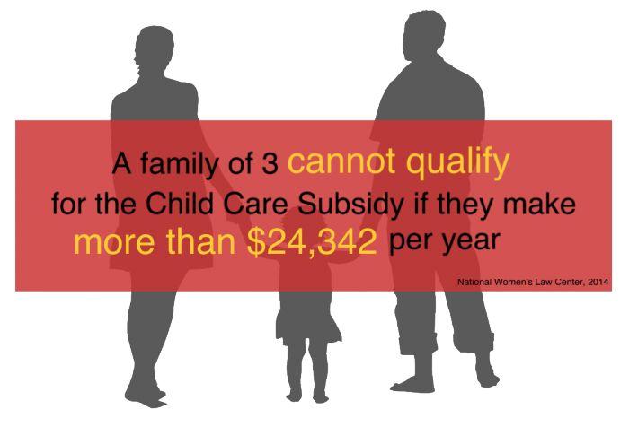 Child care subsidy data. www.mokidscount.org.