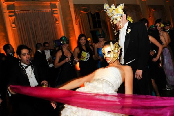 Real Wedding: A Sultry Miami Event