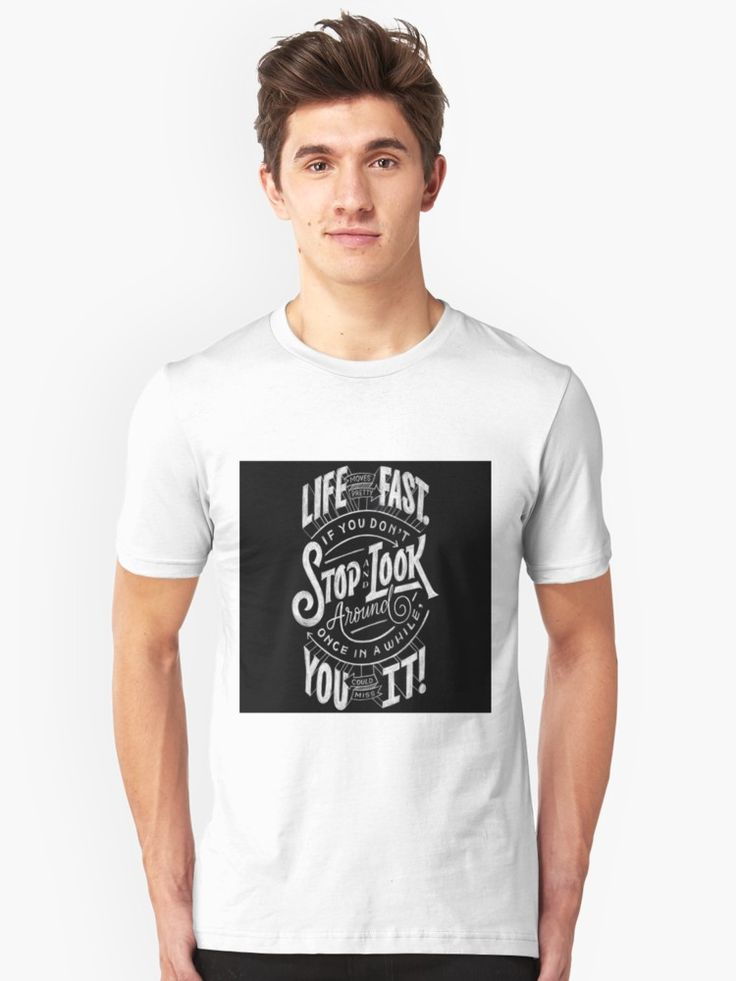 Move Fast Unisex T-Shirt