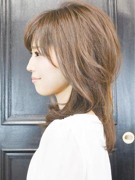オンナ度アップ大人モテミディアム【表参道 青山】 - 24時間いつでもWEB予約OK!ヘアスタイル10万点以上掲載!お気に入りの髪型、人気のヘアスタイルを探すならKirei Style[キレイスタイル]で。