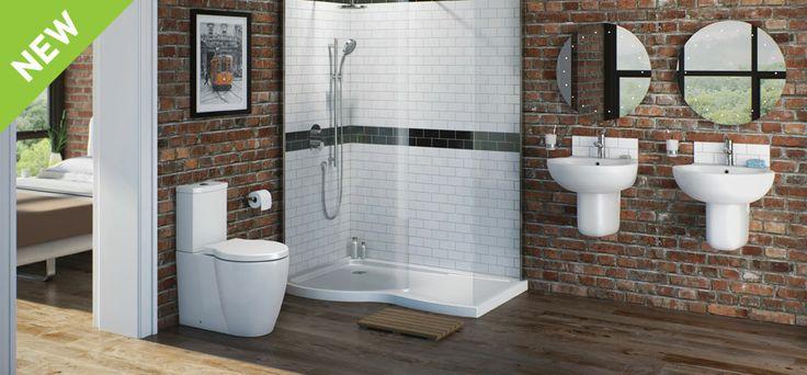 Comvictoria Plumb Bathrooms : Bathroom Suite Ranges : Victoria Plumb  Bathroom  Pinterest