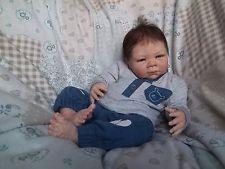 Bébé reborn boy ~ paisley par denise pratt ~ now baby george!!!