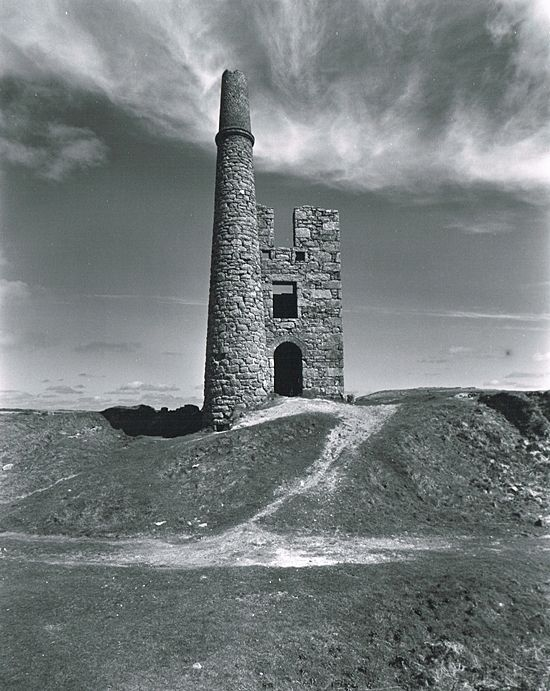 JOSEPH OF ARIMATHEA: Ding Dong Mine in Penwith is reputed to be one of the oldest mines in Cornwall. It is said that this area was mined as early as 2000 years ago, and was visited by Christ and Joseph of Arimathea. The first real record of the workings were made at the beginning of the 17th century.
