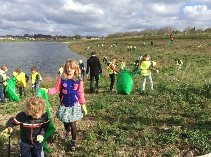 Montessori basisschool Binnenstad Maastricht aan de slag met 150 kids en 30 begeleiders