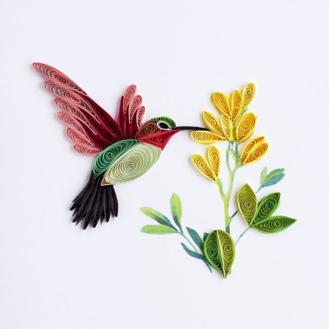Cards by Quilling Card  Available at Poeme