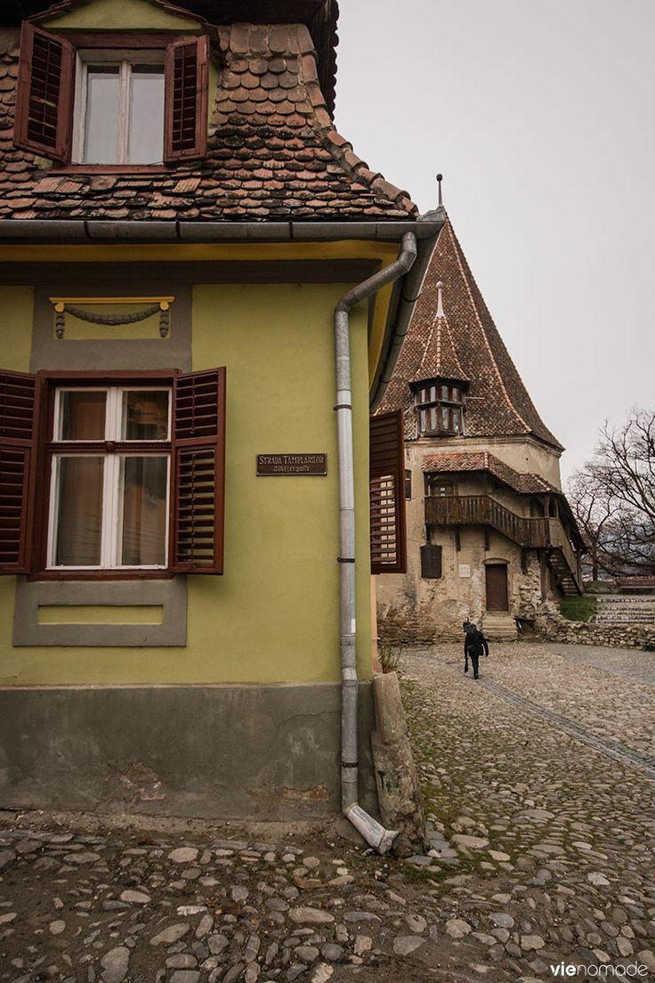 Sighisoara citadel, Romania, www.romaniasfriends.com