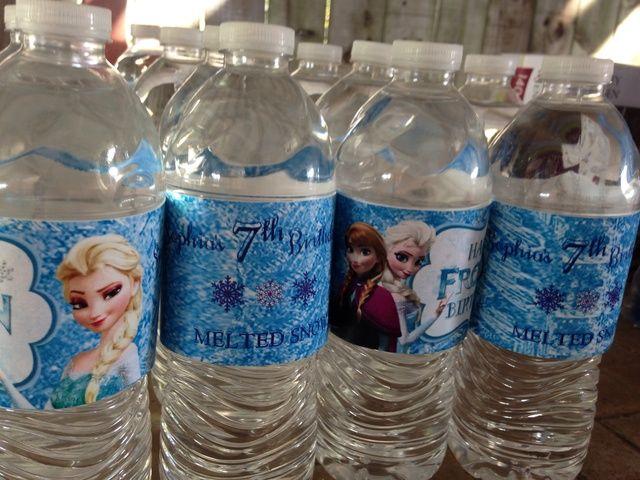 Disney Frozen Birthday Party Ideas | Photo 6 of 17 | Catch My Party