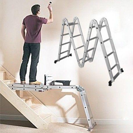 #Escalera  #Plegable #Multiposiciones