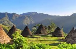 Wae Rebo, Village Above The Clouds
