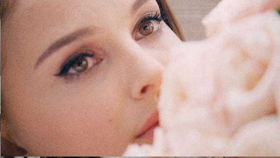 Image result for natalie portman dior makeup