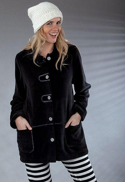 Batin corto Massana. http://www.perfumeriaelajuar.com/homewear/batines-mujer--invierno/32/