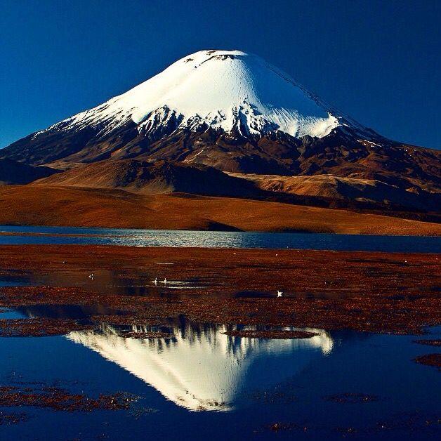 Parque Nacional Lauca - Chile