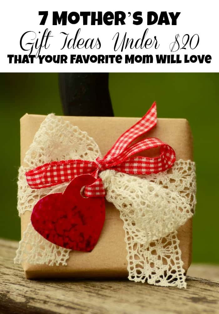 Mother S Day Gifts Under 20 Can Be Tough To Find Whether It Mom Grandma Or Another In Your Life We Have Some Great Gift Ideas Surprise Them