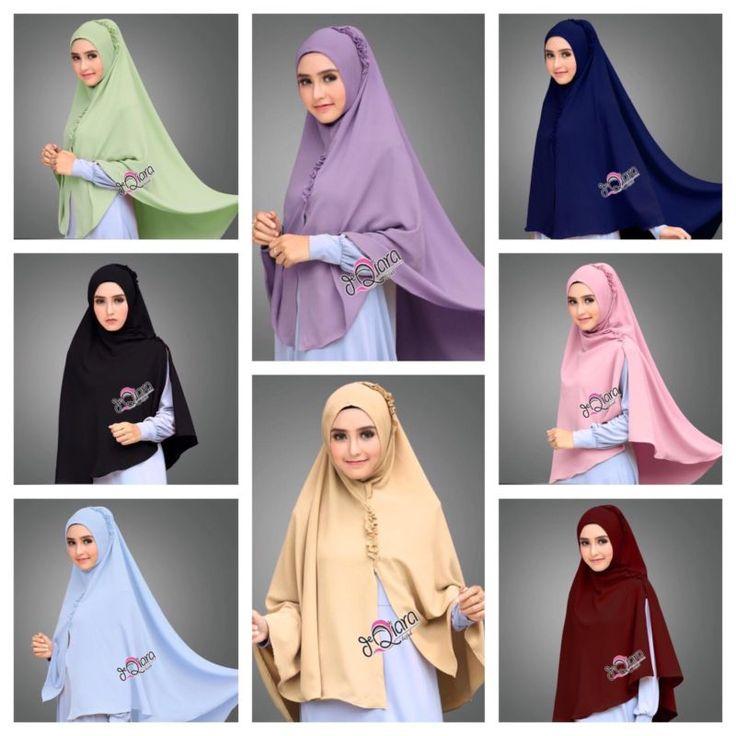 Maya Instant Hijab One Piece Khimar Amira Slip On Scarf Muslim Shawl Abaya Islam