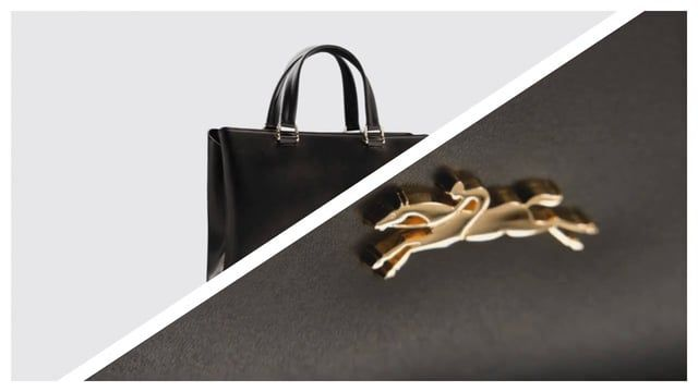 Découvrez en images la nouvelle ligne Honoré 404 by Longchamp. So chic ! Musique : Les Cosmonotes