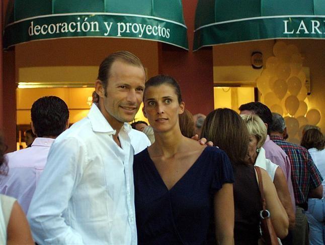 Kyril de Bulgaria y Rosario Nadal