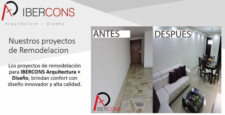 Hoy te invitamos a que le des un vistazo a nuestro Portafolio de Servicios Ibercons Arquitectura + Diseño y visita nuestra página web: www.ibercons.com.co