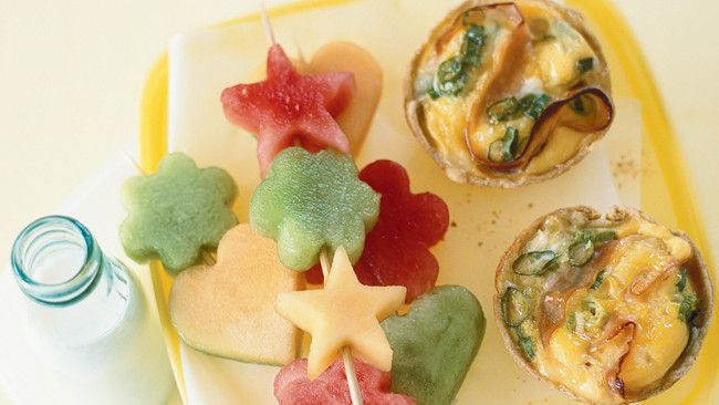 How to make mini quiches